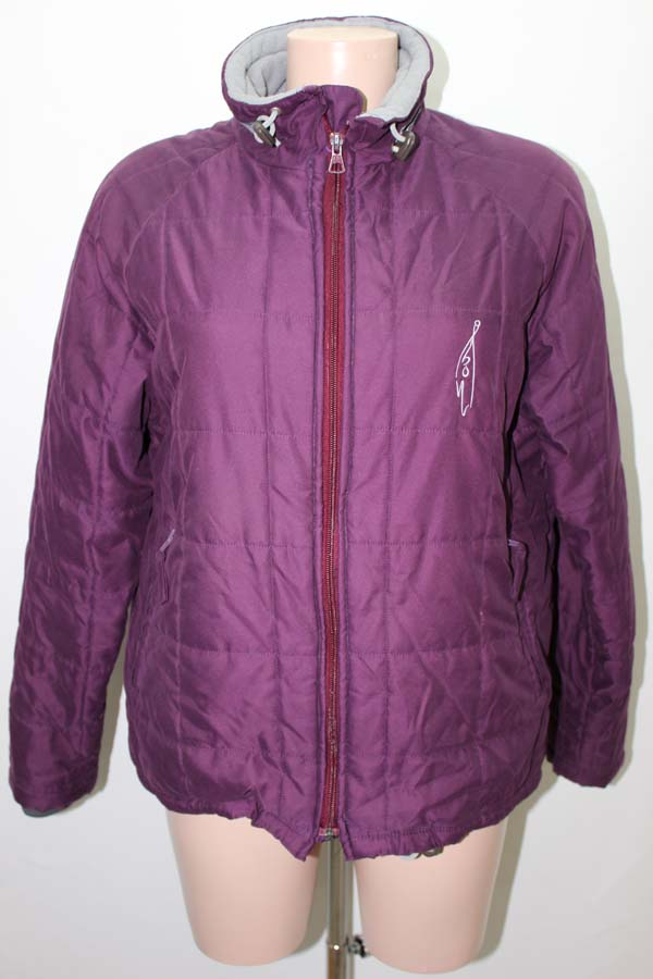 oxbow blouson manteau 4 42 t42 xl femme violet ski snow ebay. Black Bedroom Furniture Sets. Home Design Ideas