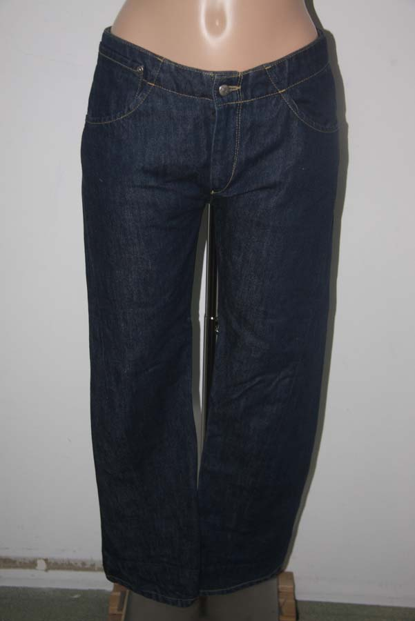 LEVIS 843 JEAN ENGINEERED JEANS COUTURES TOURNANTES BRU  eBay